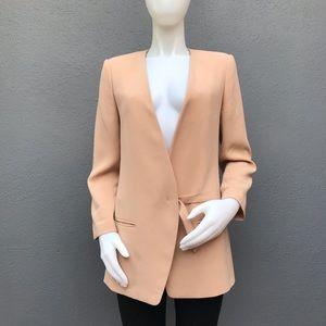 Club Monaco Neandra Pink Blazer Size 10